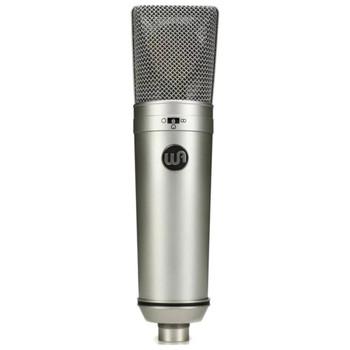 WARM AUDIO WA-87 FET Condenser Microphone - Nickel Color