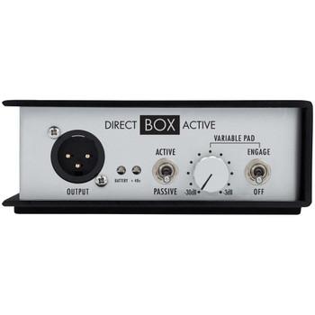 WARM AUDIO WA-DI-A Active Direct Box