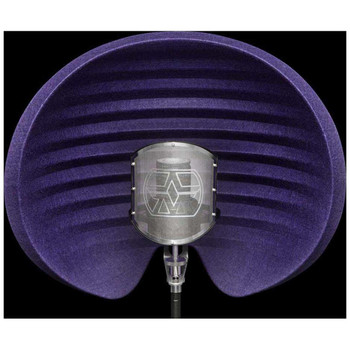 ASTON HALO - Reflection Filter and Portable Vocal Booth - Purple