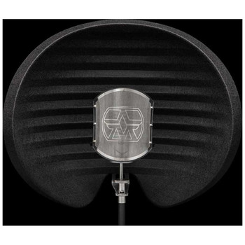 ASTON HALO SHADOW - Reflection Filter and Portable Vocal Booth - Black