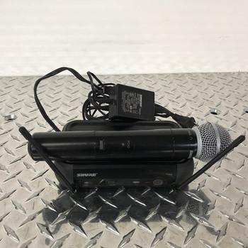 Used Shure PGX24/SM58 handheld wireless