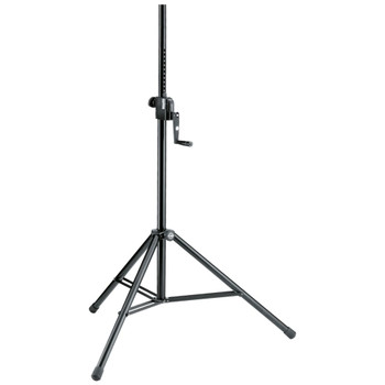 K&M 21300-009-55 Heavy Duty Speaker Stand - Quick Shipping Available