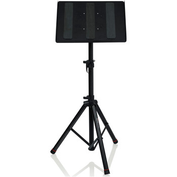 Gator Frameworks GFW-UTL-MEDIATRAY2 Heavy-Duty Adjustable Media Tray Stand