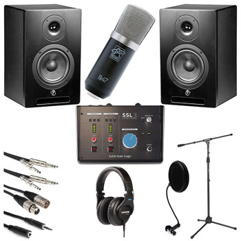 Songwriter Studio Starter Bundle. EMI Audio