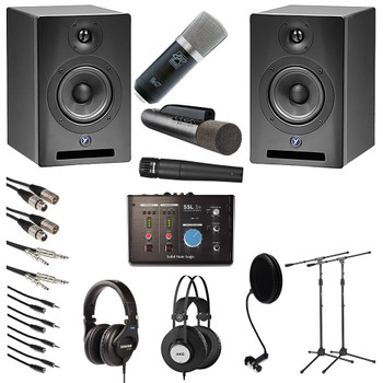 Music Producer Starter Bundle. EMI Audio