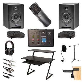 Complete Home Studio Starter Bundle. EMI Audio