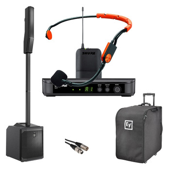 Electro-Voice Small Portable Presenter Package. EMI Audio