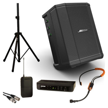 Bose Small Portable Presenter Package. EMI Audio