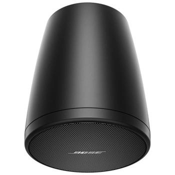 Bose-Pro-FreeSpace-FS2P-Pendant-Mount-Install-Loudspeaker-Pair-Black-Front-EMI-Audio