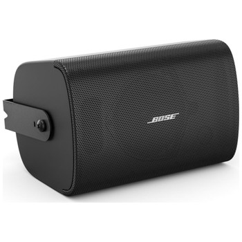 Bose-Pro-FreeSpace-FS4SE-Surface-Mount-LoudSpeaker-Pair-Black-Angle-EMI-Audio