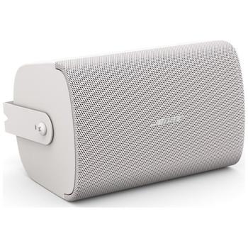 Bose-Pro-FreeSpace-FS4SE-Surface-Mount-LoudSpeaker-Pair-White-Angle-EMI-Audio
