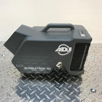 USED ADJ Bubbletron GO #02 -battery powered bubble machine