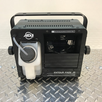USED ADJ Entour Faze Jr #01 - 200W Lightweight Remote Operated Faze Machine - Quick Shipping Available