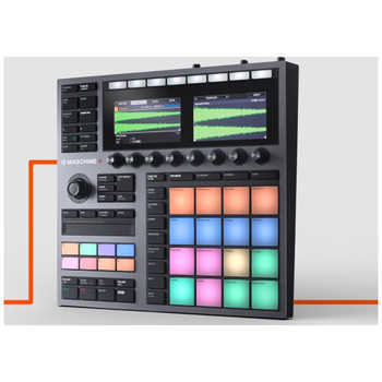 MASCHINE PLUS Front
