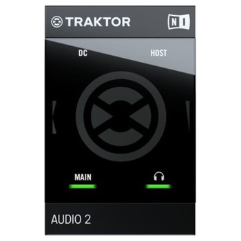 TRAKTOR AUDIO 2 MK2 (LC) 2-Channel DJ Audio Interface Front