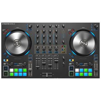 TRAKTOR KONTROL S3 4-CHANNEL DJ CONTROLLER Top