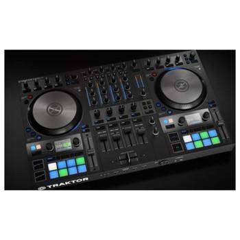 KONTROL S4 MK3 4-CHANNEL DJ CONTROLLER Top