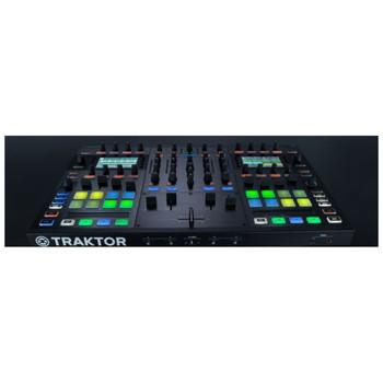 TRAKTOR KONTROL S8 Creative DJ Controller Top