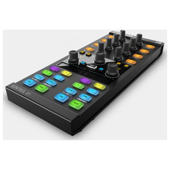 TRAKTOR KONTROL X1 MK2 DECKS AND EFFECTS CONTROLLER Angle