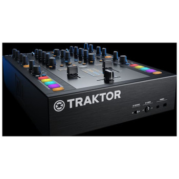 TRAKTOR KONTROL Z2 2+2 DJ Mixer Angle