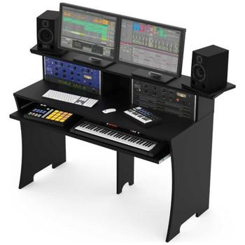 Glorious-Workbench-Black-Pro-DJ-Studio-Desk-Angle-EMI-Audio
