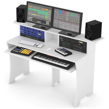 Glorious-Workbench-White-Pro-DJ-Studio-Desk-Angle-EMI-Audio