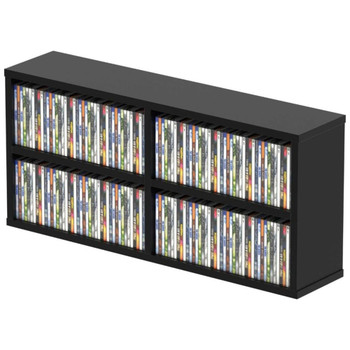 Glorious-CD-Box-180-Black-Wall-Mountable-CD-Storage-Box-EMI-Audio
