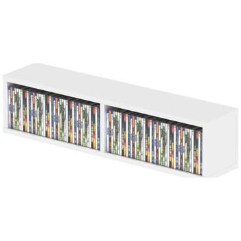 Glorious-CD-Box-90-White-Wall-Mountable-CD-Storage-Box-EMI-Audio