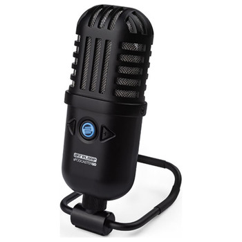 RELOOP-sPodcaster-Go-USB-Microphone-with-Volume-Control-On-Off-Switch-and-Built-in-Stand-Angle-EMI-Audio