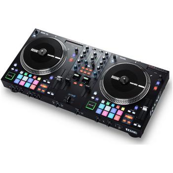 RANE-ONE-Professional-Motorized-DJ-Controller-Angle-EMI-Audio