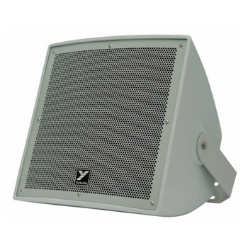 Yorkville C08CW Coliseum weather resistant 8 Inch Coaxial Speaker angled view