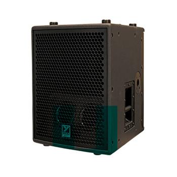 Yorkville SA102 Synergy Array Series Powered Full Range Speaker angled view