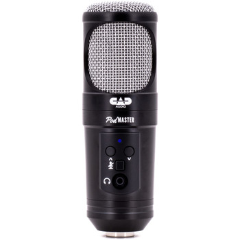PM1300-Podmaster-SuperD-USB-Podcasting-Microphone-with-Broadcasting-Boom-Arm-Mic-EMI-Audio