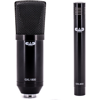 CAD-Audio-GXL-1800SP-Studio-Side-Address-and-Small-Diaphragm-Condenser-Microphone-Pack-Mics-EMI-Audio