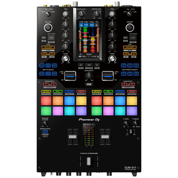 Pioneer DJ DJM-S11 Top View