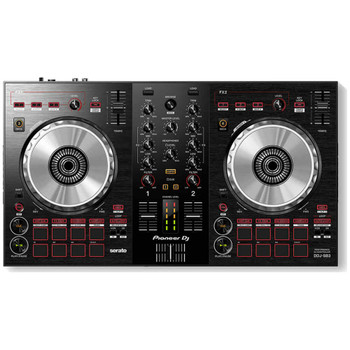 pioneer-dj-ddj-sb3-dj-controller-for-live-events-top-down-view