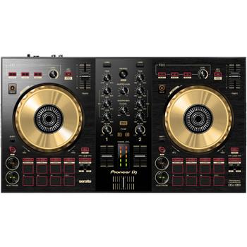 Pioneer DJ DDJ-SB3-N (B-Stock) - Gold DJ Controller