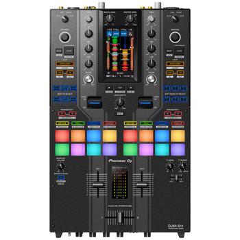 PIONEER DJM-S11-SE (B-stock) -  Professional scratch style 2-channel DJ mixer for Serato DJ Pro or Rekordbox