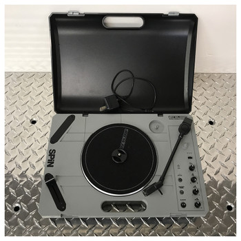 RELOOP AMS-SPIN #04portable turntable