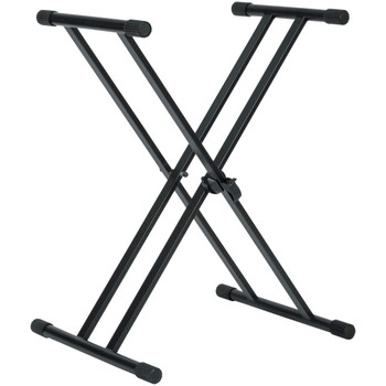 "Gator Frameworks GFW-KEY-2000X Deluxe ""X"" Style Keyboard Stand - Quick Shipping Available"