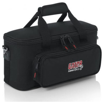 GM-12B Drop in Microphone Bag for 12 Microphones Closed