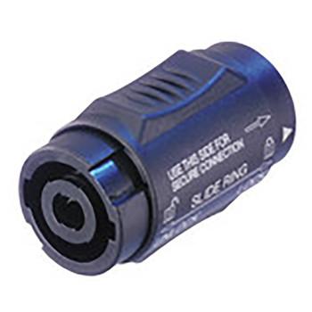 YORKVILLE NL4MMX 4 Pin Speakon™ in-line coupler - overview