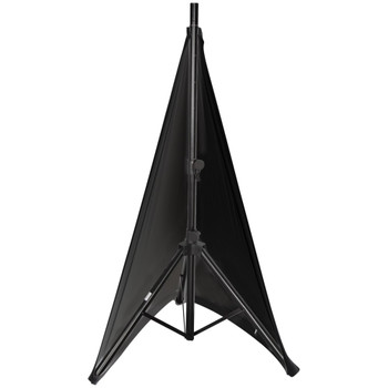 Gator GPA-STAND-2-B Stretchy Speaker Stand Cover-2 Sides