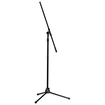 "Yorkville MS206 Tripod Mic Stand with 31"" Non-Telescopic Boom"