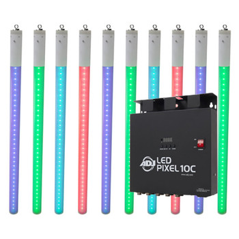 LED Tubes with Controller
