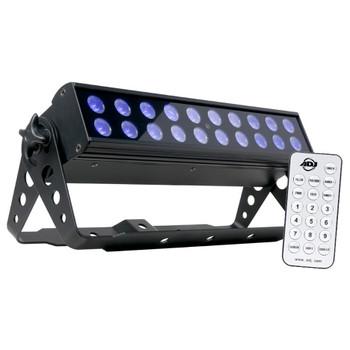 ADJ UV LED BAR20 IR High Output Ultraviolet Wash Light
