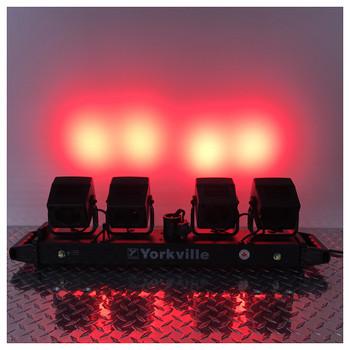YORKVILLE LP-LED4X #10