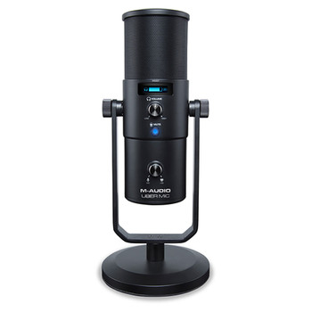 Uber Mic with standard desk stand