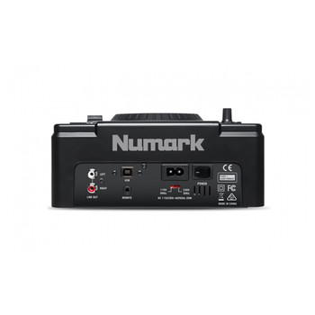 """NDX500 with RCA line output, 1/8"""" remote in, USB jack, and power"""