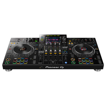 PIONEER DJ XDJ-XZ is a pro all-in-one DJ system